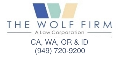The Wolf Firm, A Law Corporation